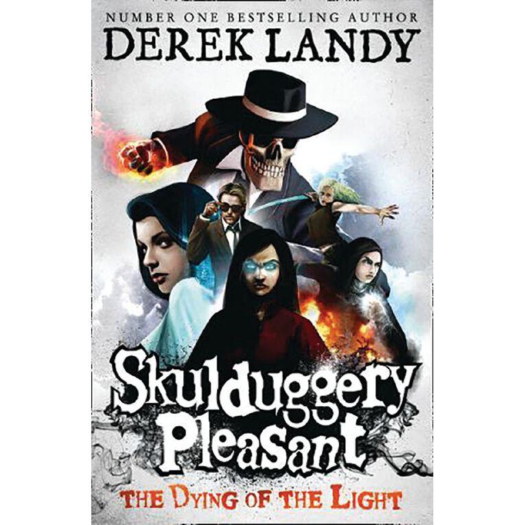 Skulduggery Pleasant #9 The Dying of the Light by Derek Landy, , hi-res