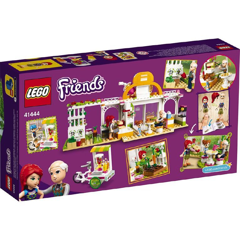 LEGO Friends Heartlake City Organic Cafe 41444, , hi-res