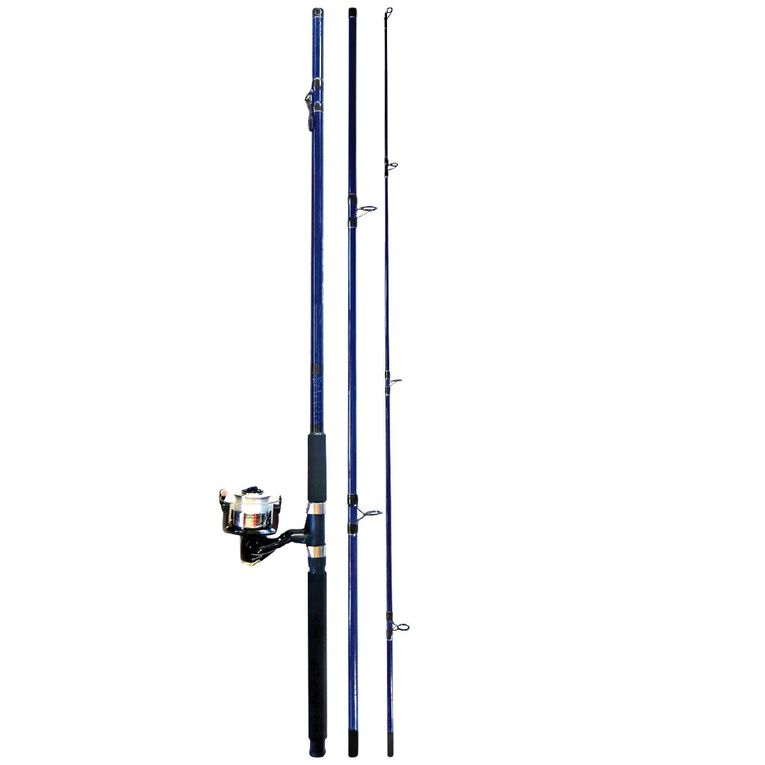 Maxistrike Surf 14FT 3 Piece W/8000 Reel Combo, , hi-res