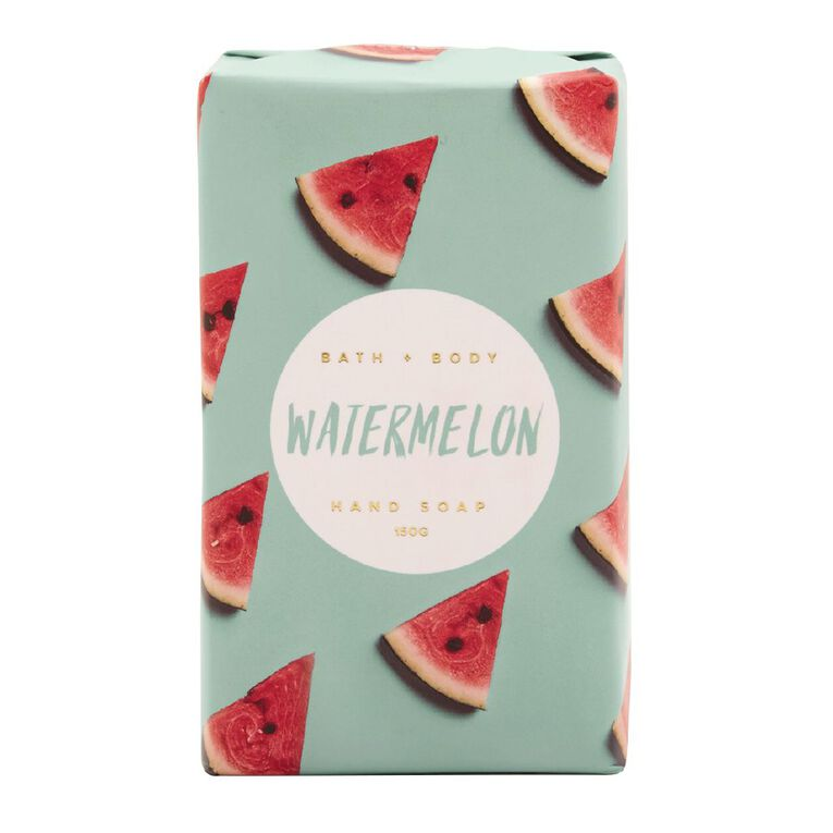 Soap Bar Watermelon Scented 150g, , hi-res