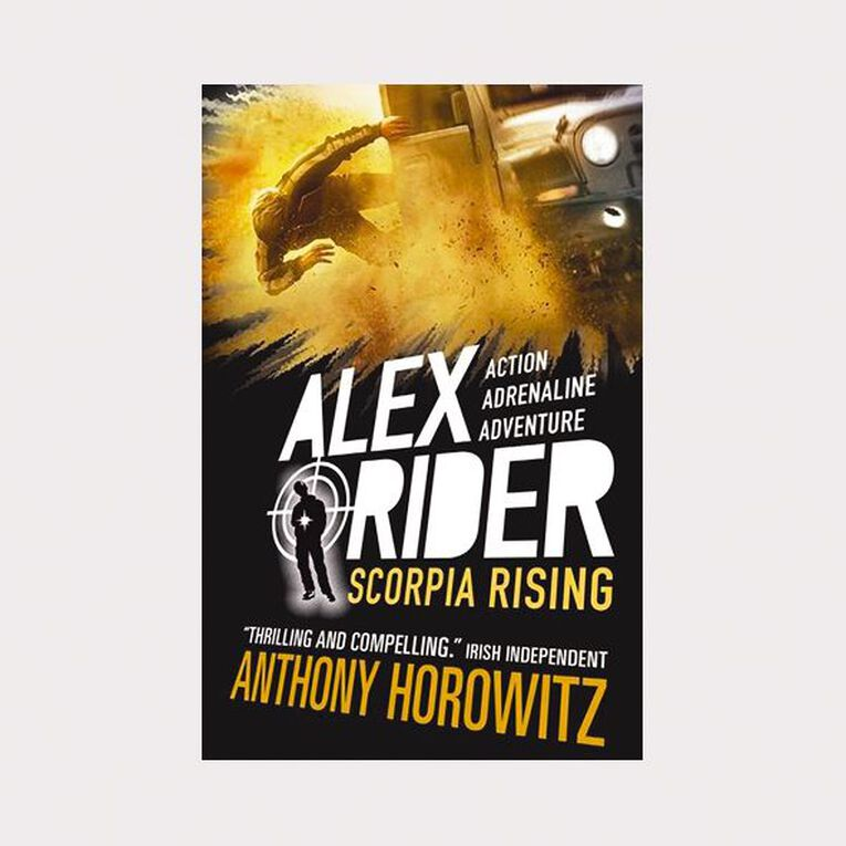 Alex Rider Mission #9 Scorpia Rising by Anthony Horowitz, , hi-res