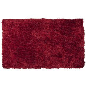 Living & Co Brooklyn Large Rug Red 150cm x 220cm