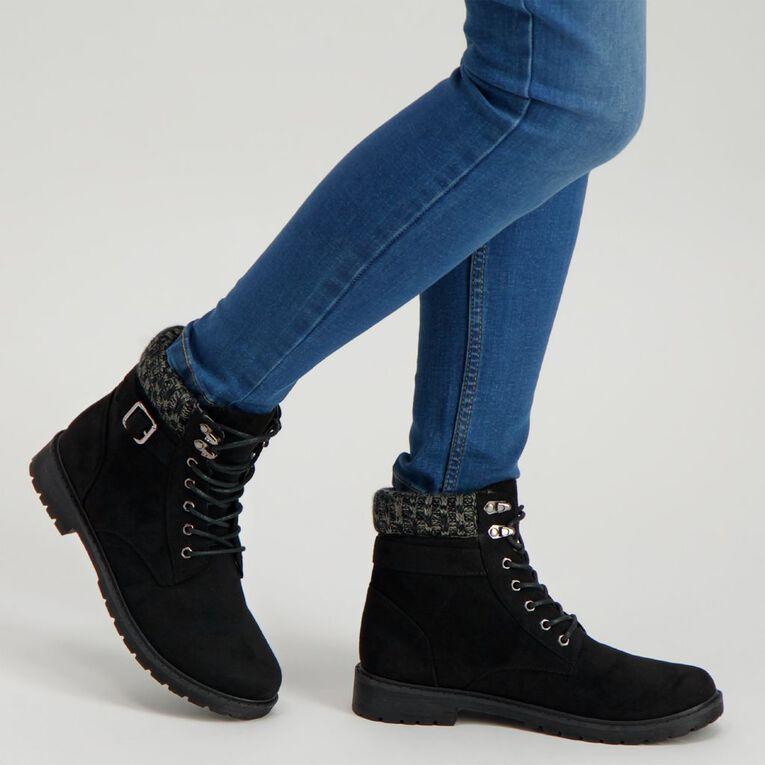 H&H Chloe Boots, Black, hi-res