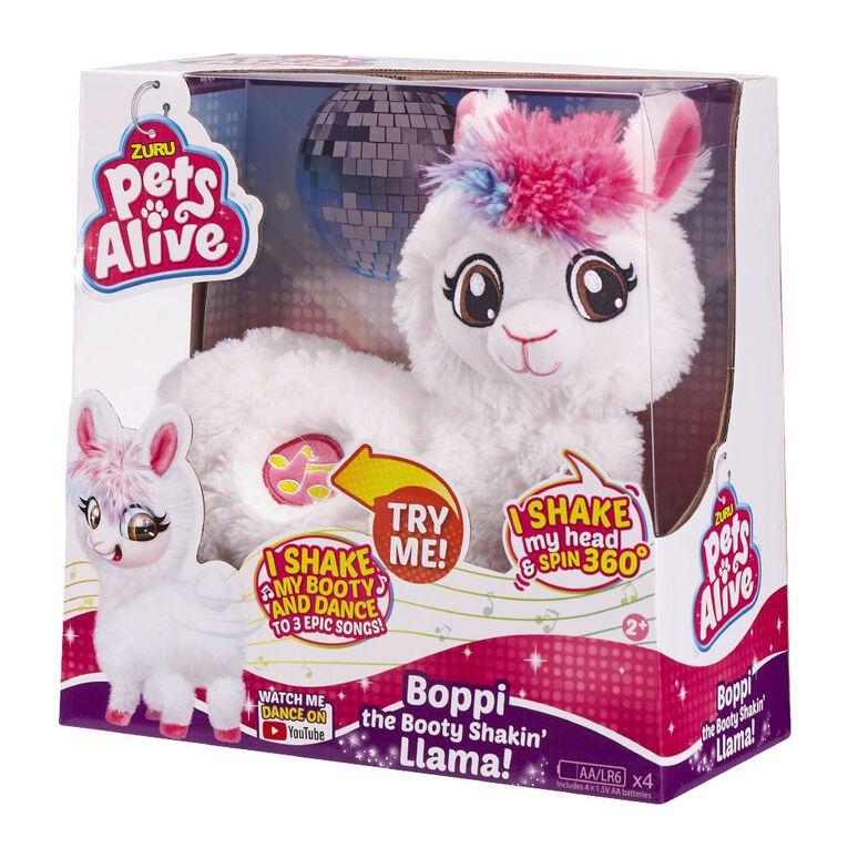 Zuru Pets Alive Boppi the Booty Shakin' Llama, , hi-res