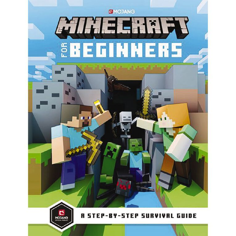 Minecraft for Beginners by Mojang, , hi-res