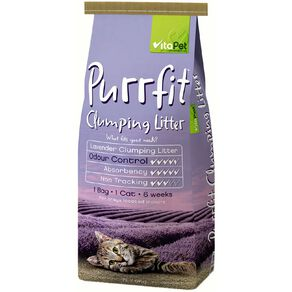 Vitapet Purrfit Clumping Litter 7L