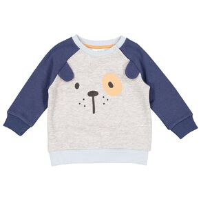 Young Original Baby Novelty Sweatshirt