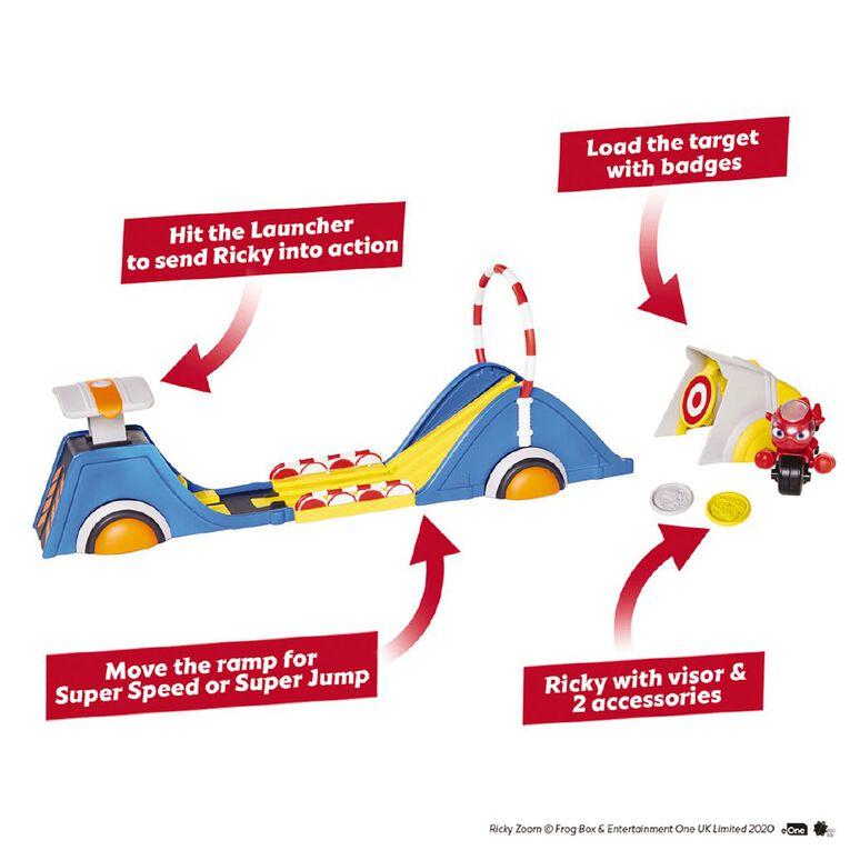 Ricky Zoom Speed & Stunt Playset, , hi-res