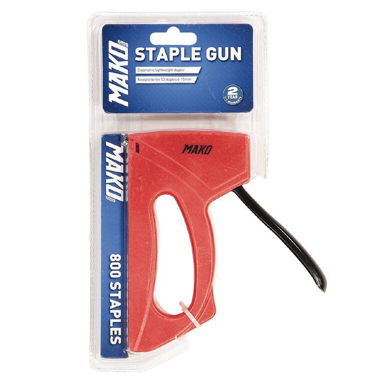 Mako Staple Gun, , hi-res