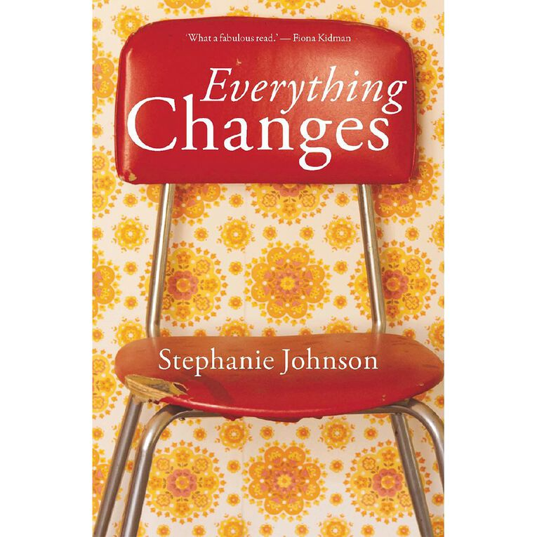 Everything Changes by Stephanie Johnson, , hi-res image number null