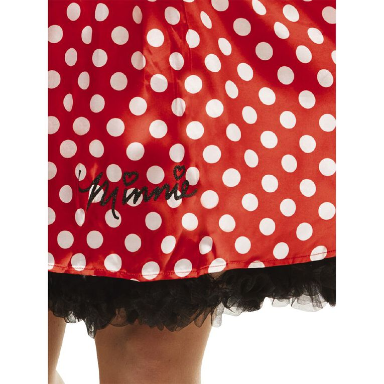 Minnie Mouse Adult Sassy Costume - Size L, , hi-res