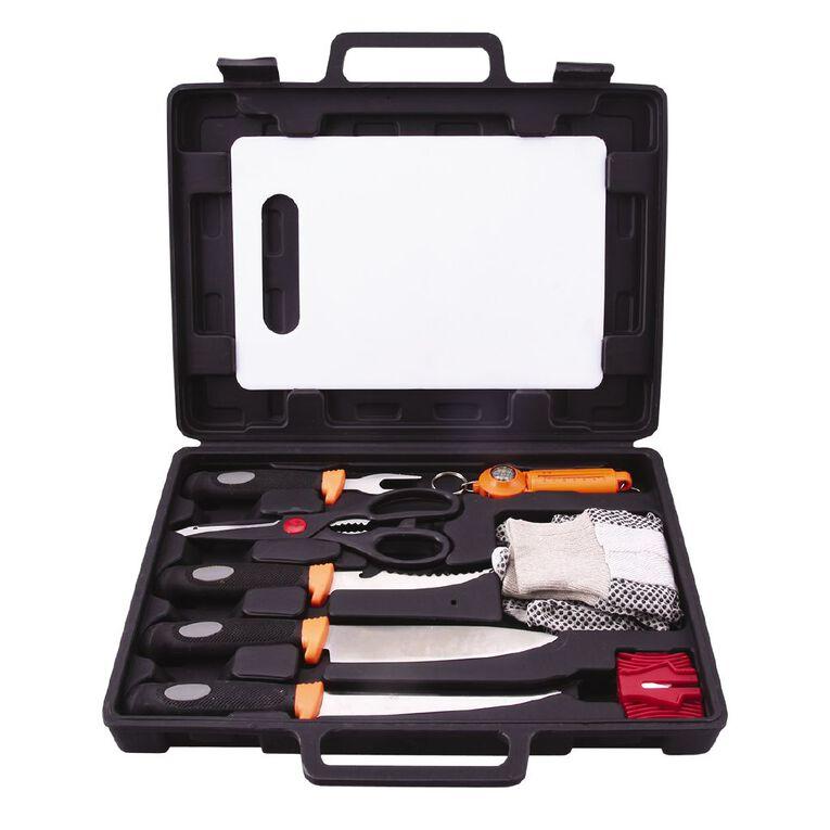 Maxistrike 9 Piece Fillet Kit, , hi-res