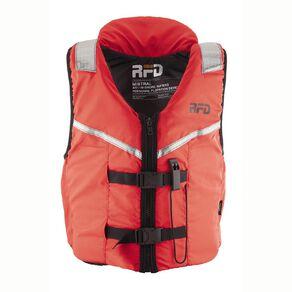 RFD Lifejacket Mistral Adult Medium Red Medium