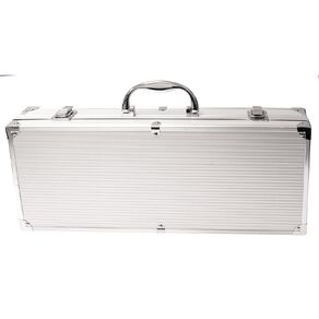 Gascraft BBQ Deluxe Stainless Steel Set 12 Piece