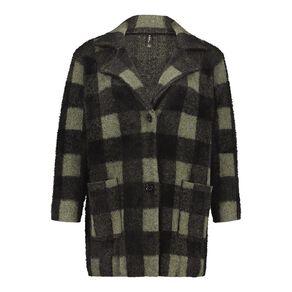 H&H Plus Women's Knit Jacket