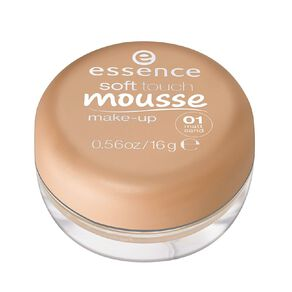 Essence Soft Touch Mousse Make-up 01