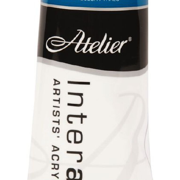 Atelier S2 Pthalo Turquoise 80ml, , hi-res image number null