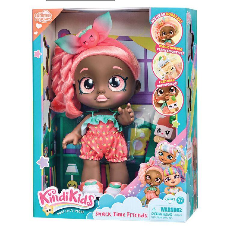 Kindi Kids Doll Single Pack Season 2 Summer Peaches, , hi-res