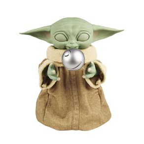 Star Wars Galactic Snackin  Grogu