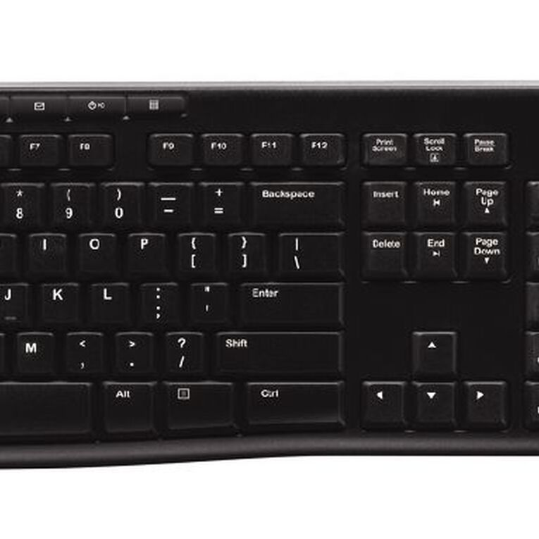 Logitech MK270R Wireless Desktop Black, , hi-res