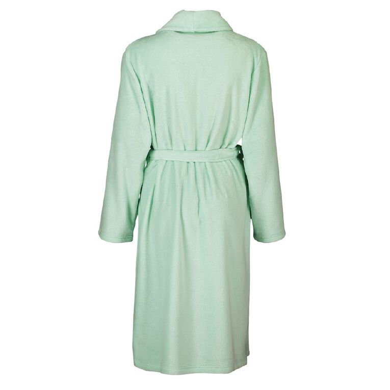 H&H Women's Robe, Mint, hi-res