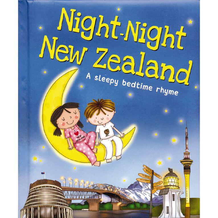 Night Night New Zealand, , hi-res