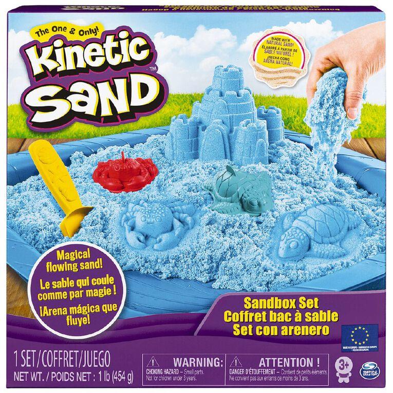 Kinetic Sand Box Set Assorted, , hi-res