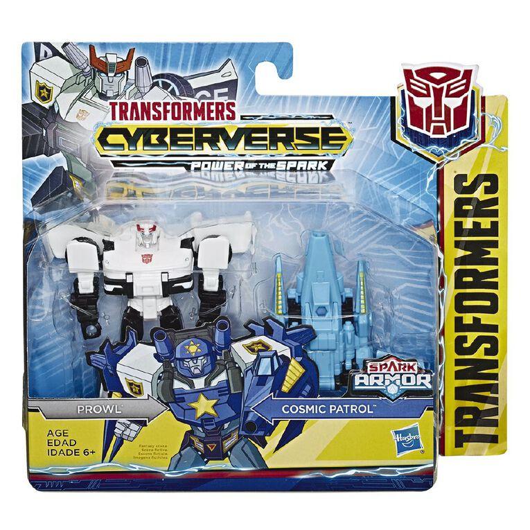 Transformers Cyberverse Spark Armor Battle Assorted, , hi-res