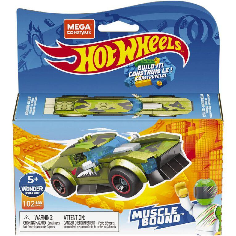Hot Wheels Mega Construx Rockin Racers Assorted, , hi-res