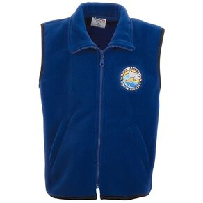 Schooltex Te Kura Akonga O Manurewa Polar Fleece Vest with Embroidery