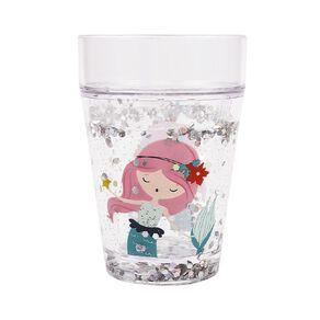 Wonderland Christmas Glitter Tumbler 220ml