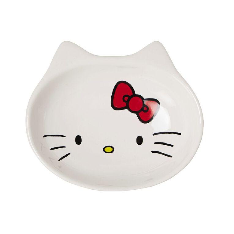 Hello Kitty Cat Bowl, , hi-res