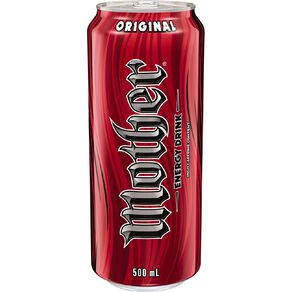 Mother Energy Drink Can 500ml