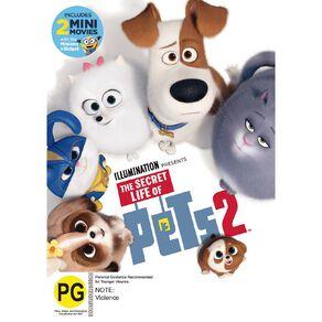 The Secret Life Of Pets 2 DVD 1Disc