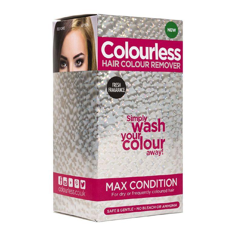 Colourless Max Condition Hair Colour Remover 240ml, , hi-res