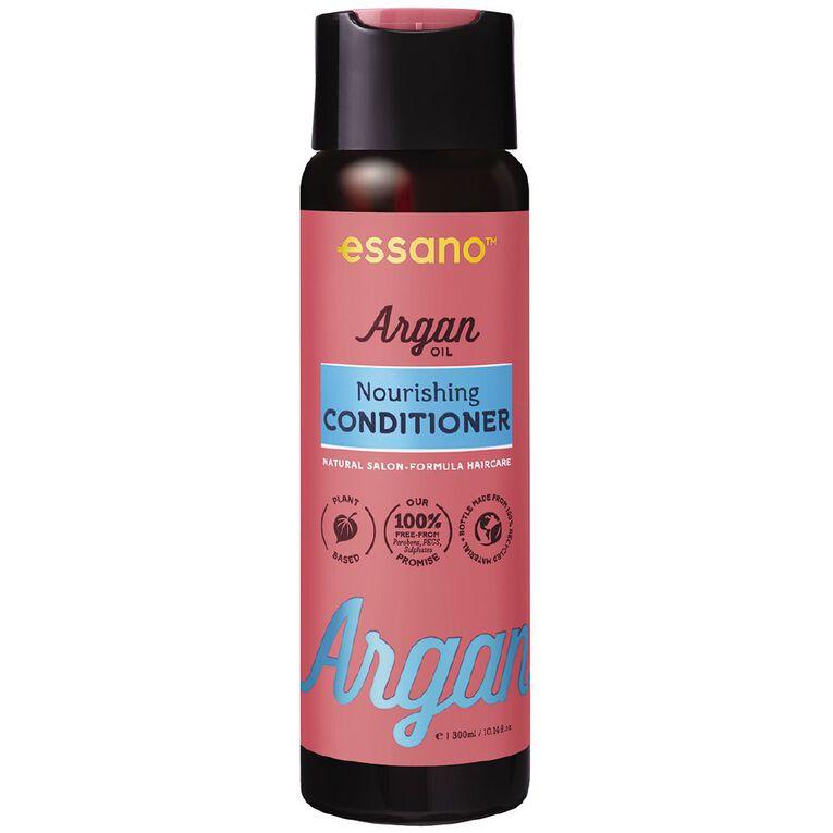 Essano Conditioner Argan Oil Nourishing 300ml, , hi-res