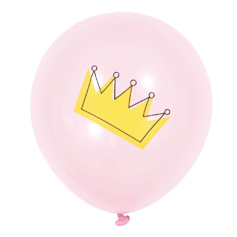 Party Inc Superhero Balloons 25cm 10 Pack, , hi-res