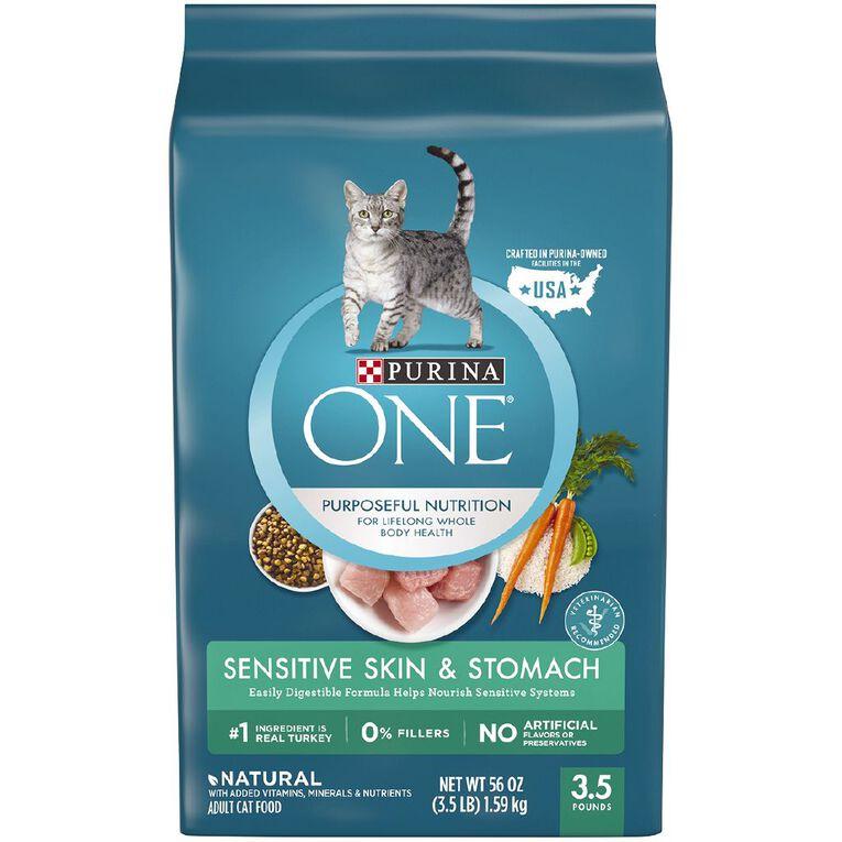 Purina ONE Sensitive Systems Adult Cat 1.59kg, , hi-res