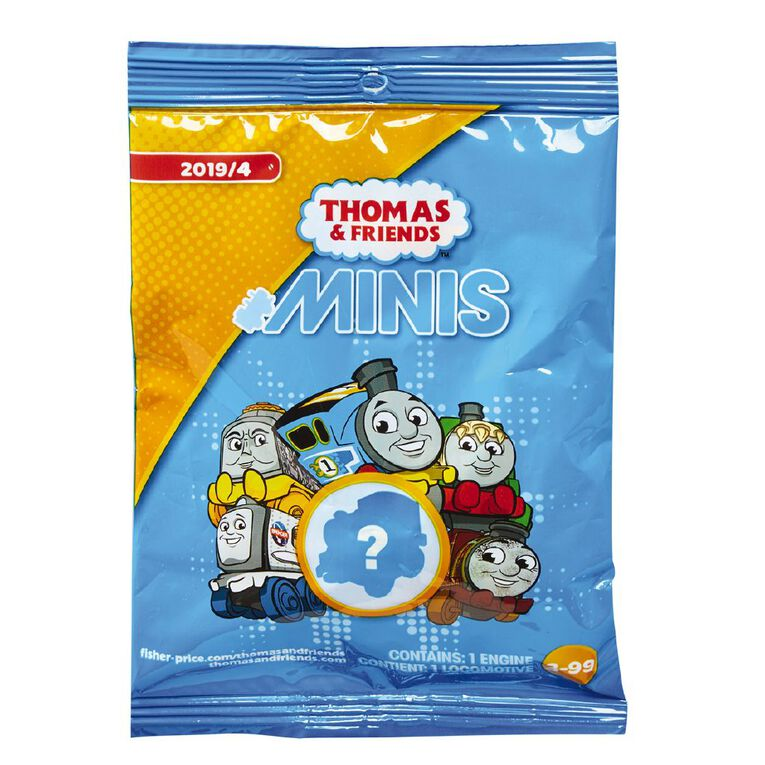 Fisher-Price Thomas & Friends Minis Blind Bag Assorted, , hi-res image number null