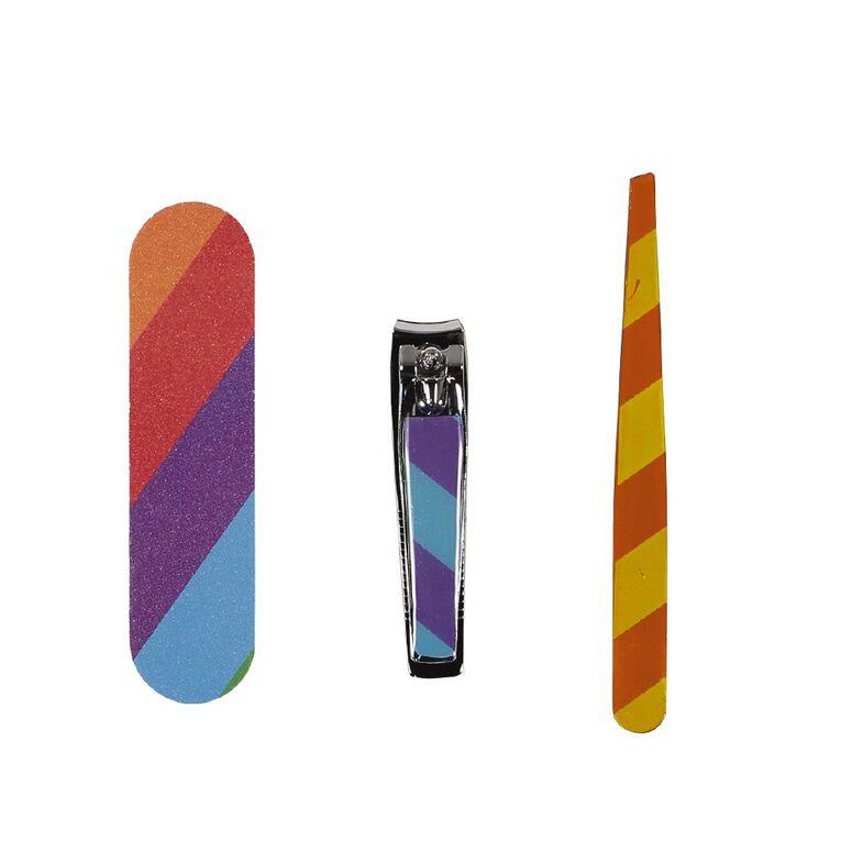 Rainbow Manicure Set, , hi-res image number null