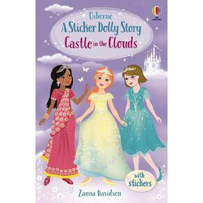 Sticker Dolly Stories #5 Castle in the Clouds by Zanna Davidson