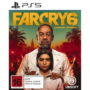 PS5 Far Cry 6