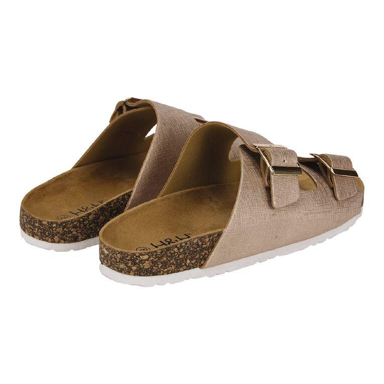H&H Recife Sandals, Rose Gold, hi-res
