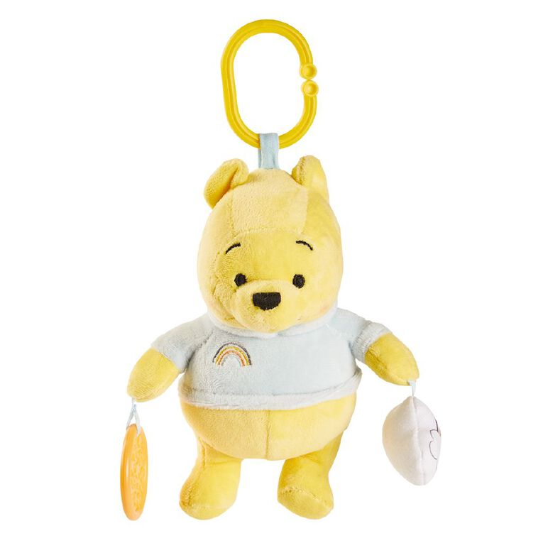 Winnie the Pooh Attachable Activity Toy Assorted, , hi-res