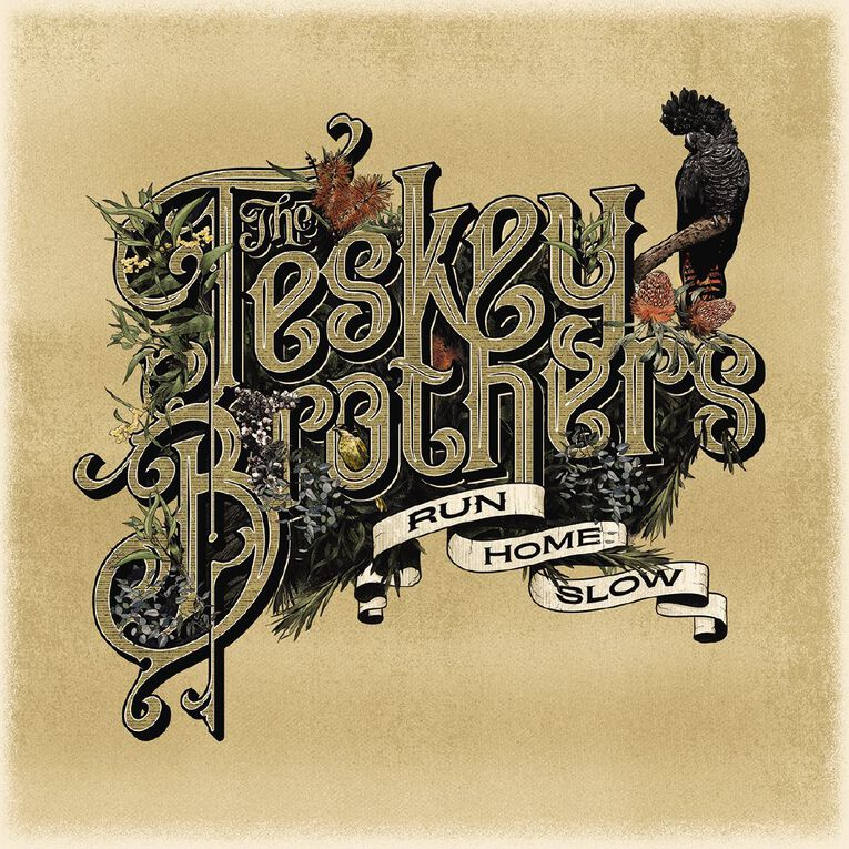 Run Home Slow CD by The Teskey Brothers 1Disc, , hi-res