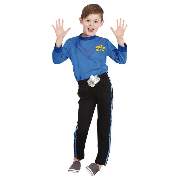 Wiggles Anthony Deluxe Costume - Size 3-5, , hi-res