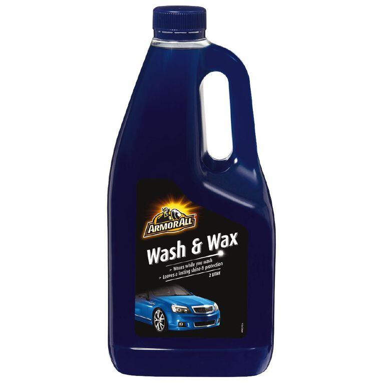 Armor All Wash & Wax 2L, , hi-res