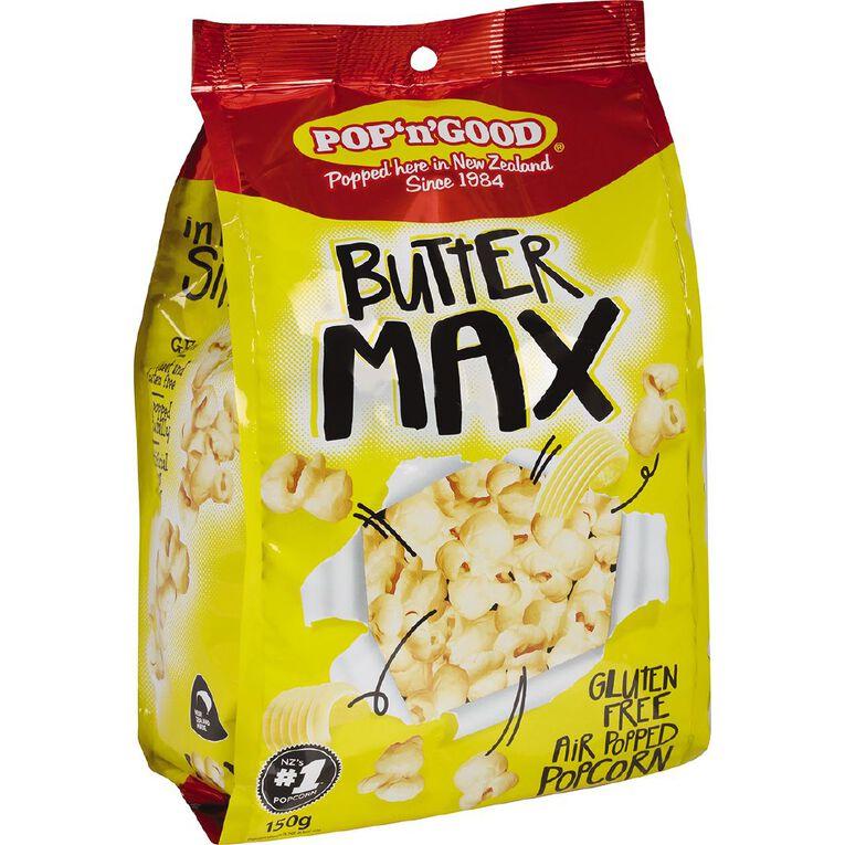 Pop N Good Butter Max 150g, , hi-res