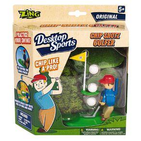Desktop Sports Chip Shotz Golfer Game