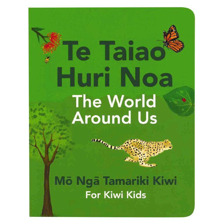 Te Taiao Huri Noa (The World Around Us) by Katie Kool, , hi-res